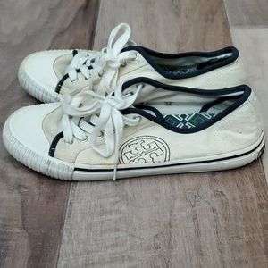 Canvas Tory Burch Sneakers